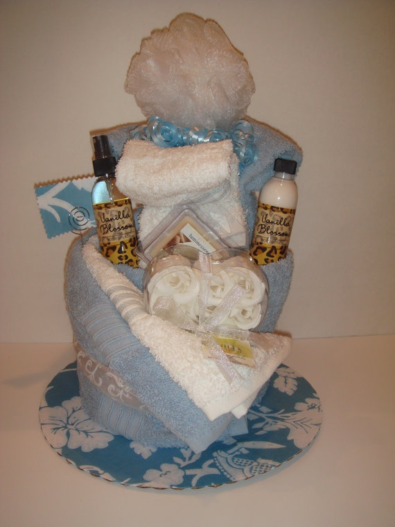 Towel Wedding Cakes Gifts