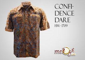 Confidence Dare buat kamu yang suka tantangan dan mencoba hal-hal baru....termasuk fashion item yg satu ini