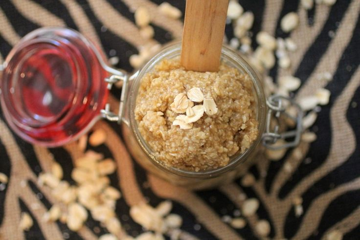 """I got the idea for this from the book """"Kombucha Revolution."""" They made a wonderful salt scrub using dehydrated SCOBYs for pedicure purposes. This Brown Sugar SCOBY Scrub is made with a raw live SCOBY and will delight your senses and your skin!"""