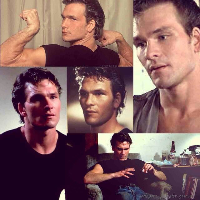 Patrick Swayze The Outsiders Darry!!!