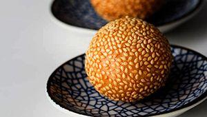 Китайский Луна торт (Юэ Бинг Рецепт) -Традиционные версия - Сычуань Китай Продовольственная
