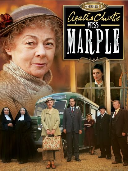 Agatha Christie's Miss Marple. I don't care for the plot changes and do not think the actress portrays Miss Marple as Agatha Christie envisioned her. BUT I do enjoy seeing favorite actors in some of these episodes.