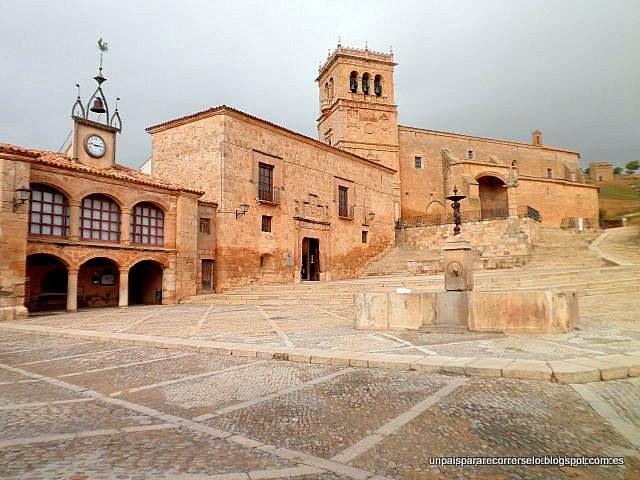 Morón de Almazán, Soria.