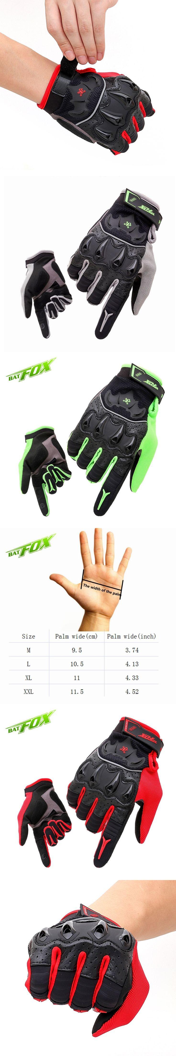 BATFOX 2017 Winter Cycling Gloves Full Finger Gloves Men Women Anti Slip Gel Pad Thermal Warm Motorcycle MTB Road Bike Gloves