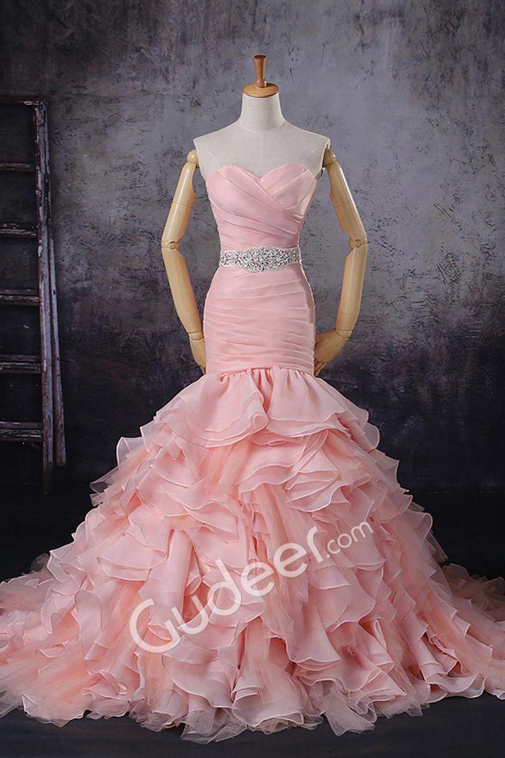 163 best Wedding Dresses images on Pinterest | Wedding frocks, Short ...