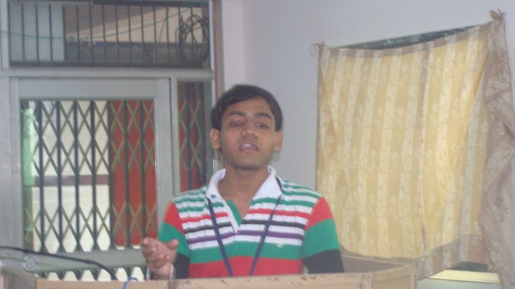 Inter Class Debate Competition  01-08-2013