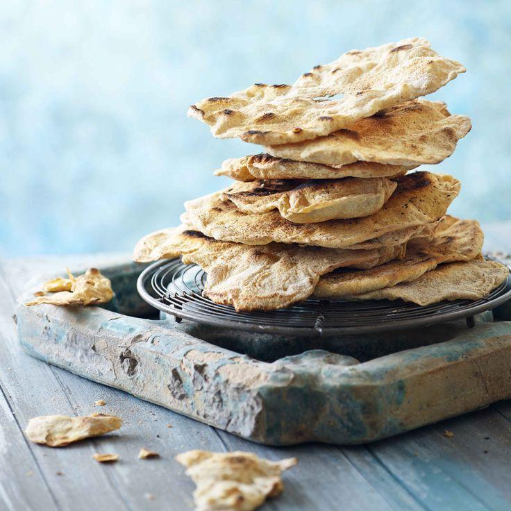 Turkkilainen leip� - Salakis