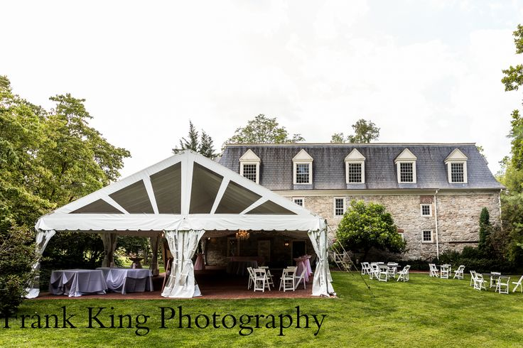 Stone Mill Inn York, PA Tent Http://stonemillinn.com