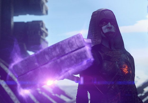 Ronan the Accuser (Lee Pace) | All Of The Marvel Studios Movie Villains, Ranked From Worst To Best