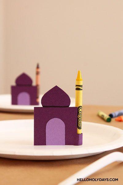 Ramadan with Kids on Pinterest | Ramadan, Ramadan Crafts and ...