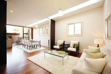 skylight porn: Interior Colors, Danny Broe, Rooms Inspiration, House Ideas, Broe Architect, Contemporary Living Rooms, Interior S Color