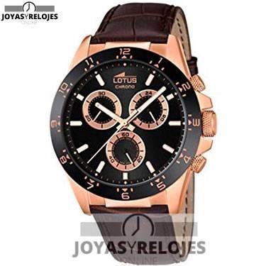 ⬆️✅ Lotus 18158/4 ⬆️✅ Colosal Modelo de la Colección de Relojes LOTUS    PRECIO 119.69 € Lo puedes comprar en  https://www.joyasyrelojesonline.es/producto/lotus-181584-reloj-de-pulsera-hombre-cuero-color-marron/  ¡¡Ofertas Limitadas!!  Compralo en https://www.joyasyrelojesonline.es/producto/lotus-181584-reloj-de-pulsera-hombre-cuero-color-marron/