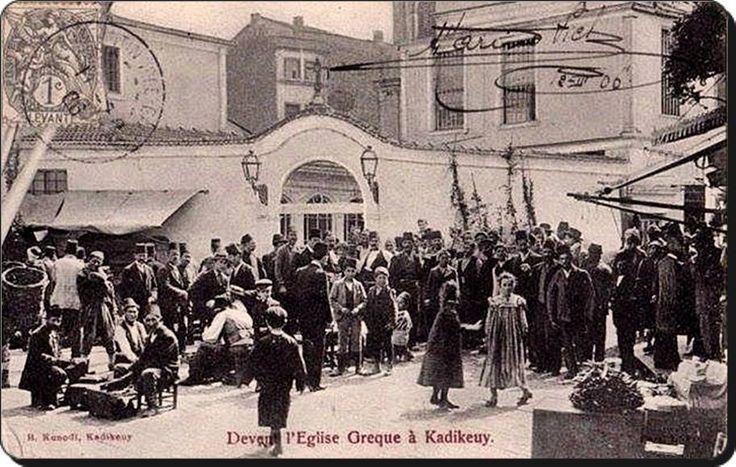 Kadıköy - 1900 ler