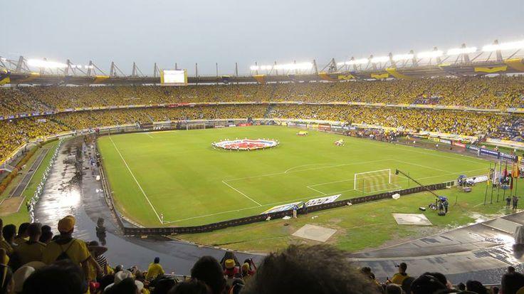 Estadio Metropolitano Roberto Meléndez de Barranquilla