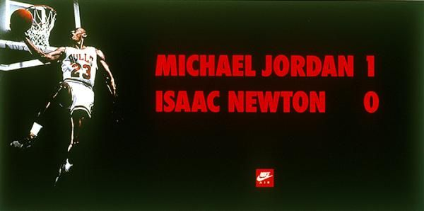 Classic Nike Ad