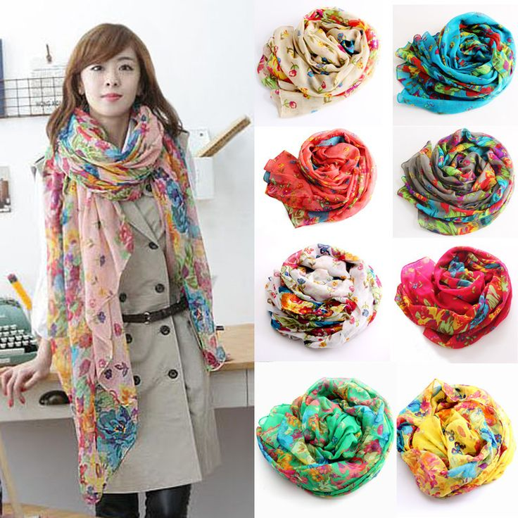 new style fashion scarves joker fields and gardens shivering scarves autumn and winter scarf pashmina free shipping 160*50cm $4.20