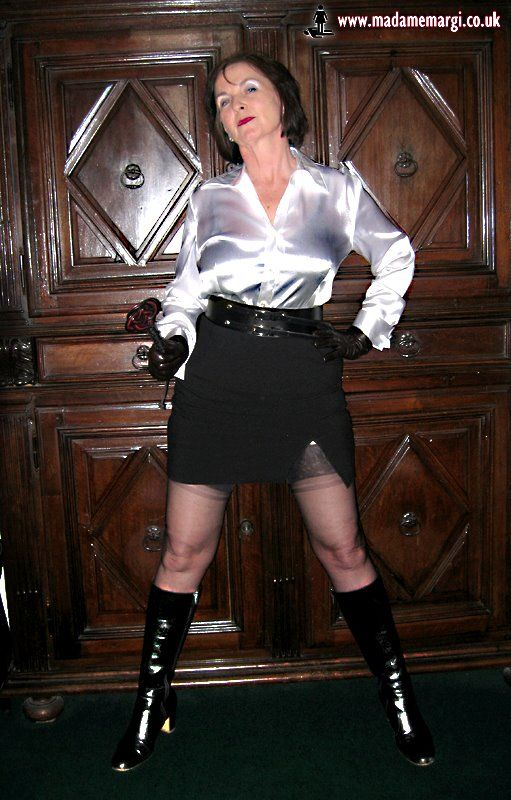 Need dick bdsm mature female authority how she