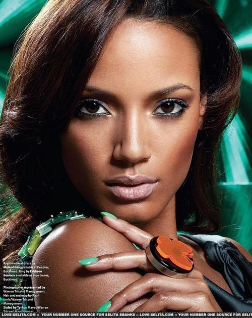 gsfsoul:  Selita Ebanks…I would Runaway wit her anyday