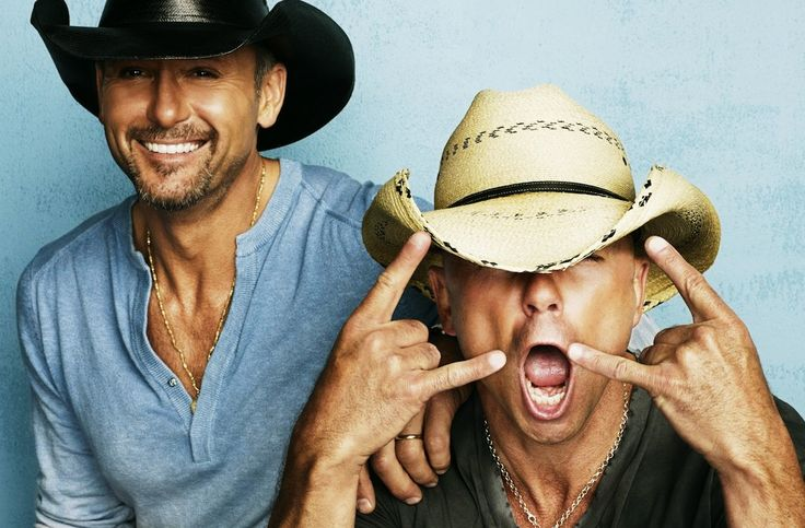 I looooooove country music soooooo much / this is tim McGraw and Kenny chesney ♡♡♡♡♡♡♡♥♥♥♥♥♥♥♡♡♡♡♡lol