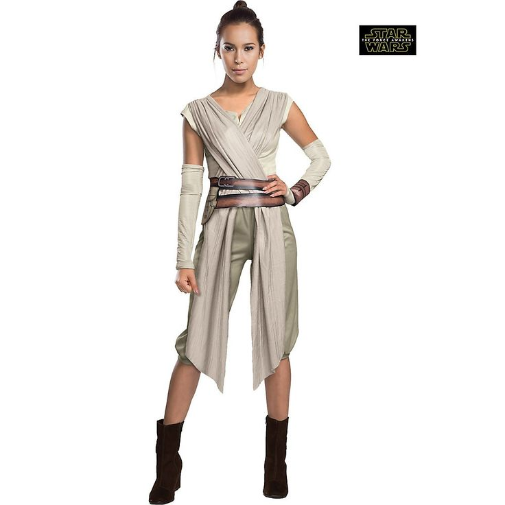 The Adult Star Wars The Force Awakens Deluxe Hero Fighter Costume includes deluxe top, pants, detached sleeves, belt with pouch and cuff. Halloween only comes around once a year so take advantage of it with costumes, props and accessories sold here at at great price.