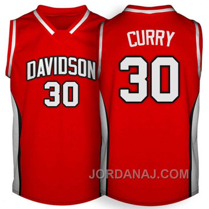 http://www.jordanaj.com/stephen-curry-davidson-college-wildcats-30-20072009-red-jersey.html STEPHEN CURRY DAVIDSON COLLEGE WILDCATS #30 2007-2009 RED JERSEY Only 83.13€ , Free Shipping!