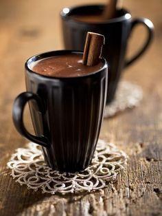 Chocolat chaud espagnol - Recette de cuisine Marmiton : une recette