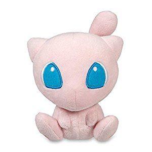 Amazon.com: Generic Mega Mew Plush Toys Stuffed Doll With Badges Pink 6: Toys & Games