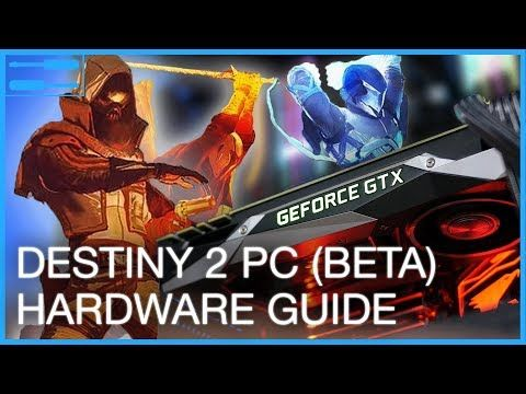 Destiny 2 PC (beta) PC Requirements Tested! NCIX Tech Tips