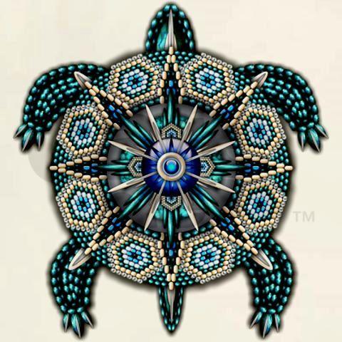 Ojibwe Custom Beadwork with Tricia Boucha