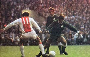 1971 European Cup Final ~ Ajax vs Panathinaikos (50 min HL) Domazos en Keizer