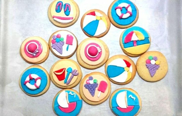 Summer cookies - Cake by ggr