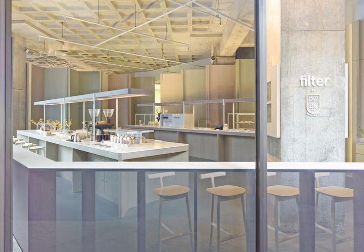 Gallery   Australian Interior Design Awards - Filter, Vic - Design Office