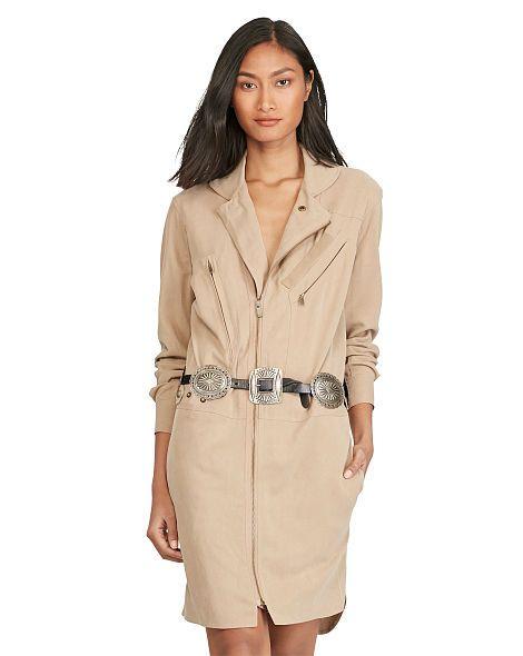 Utility Dress - Polo Ralph Lauren Short - RalphLauren.com