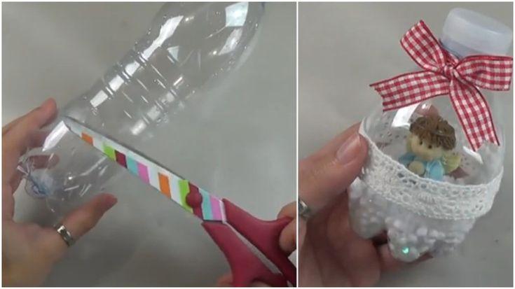 Avete mai pensato a realizzare palline di Natale con il decoupage? Il fai da te è sempre la scelta migliore ed allora con una bottiglia di plastica e del polistirolo ecco come creare delle palline di Natale trasparenti.  Fonte Video: https://www.youtube.com/channel/UCjAe_ndoE5pomqItslX-ziQ