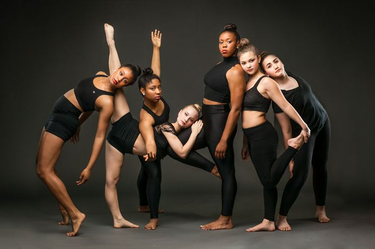 ... group of contemporary dancers photography ...