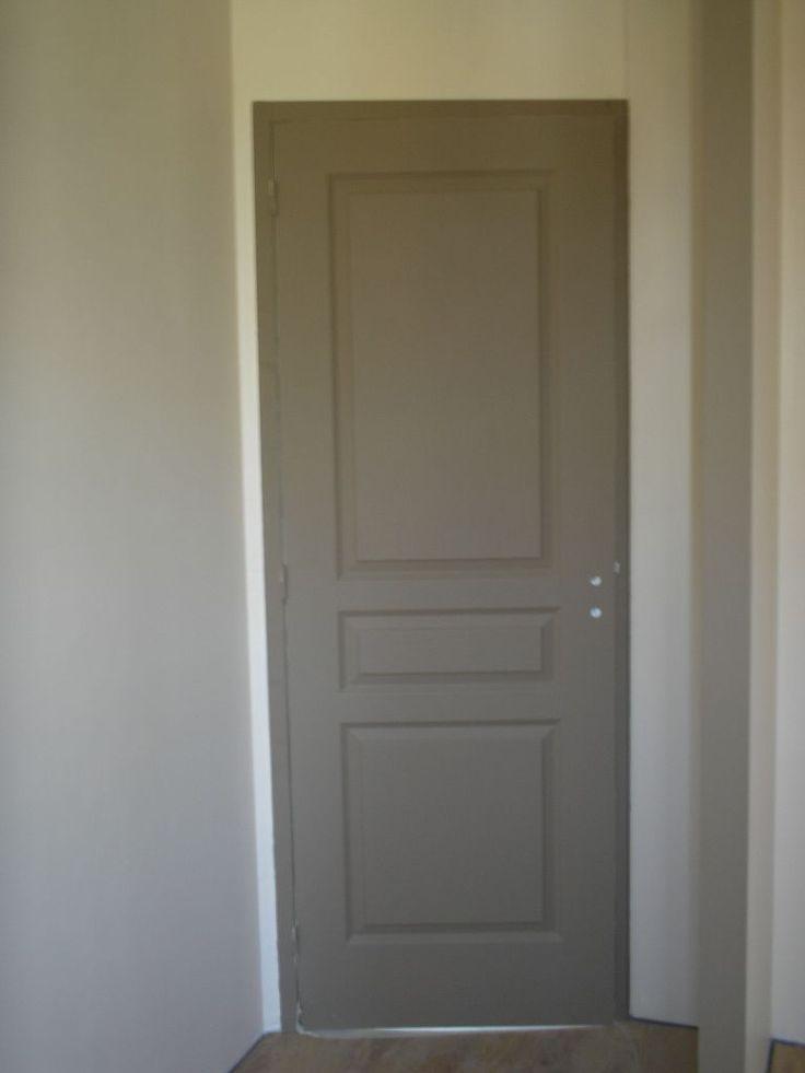 couleur porte interieur blanc gris