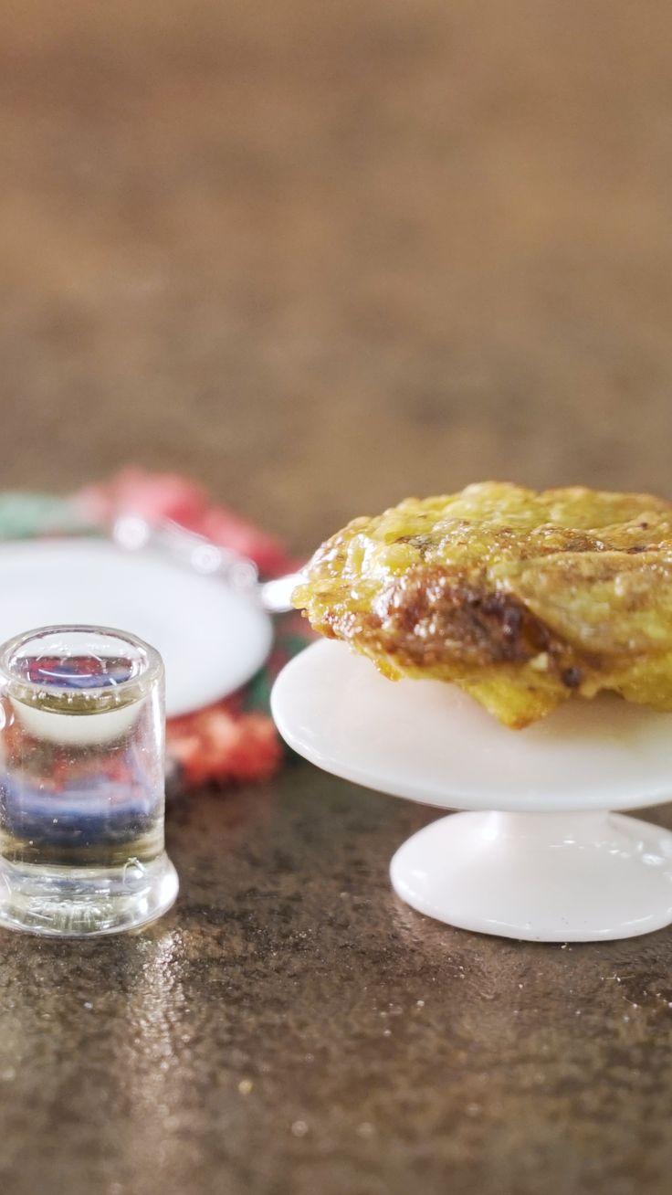 La palabra mini tiene un nuevo sentido con esta Mini Tortilla de Papas: auténtica y deliciosa Mini Tortillas, Miniature Crafts, Mini Foods, Crock, French Toast, Dinner, Cooking, Breakfast, Healthy