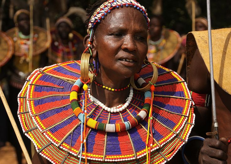 Kenia - tribes and wildlife | Cultural performance of the Pokot people.  The Pokot people are categorized under the larger Kalenjin tribes grouping of Kenyan Nilotic speakers because they have oral traditions of a similar origin. They speak the Pokot  language. The Pokot people live in the Baringo and Western  Pokot districts of Kenya and also in the Eastern Karamoja region of Uganda. The Pokots are dived into two main sub-groups depending of their location and way of life. The two groups…