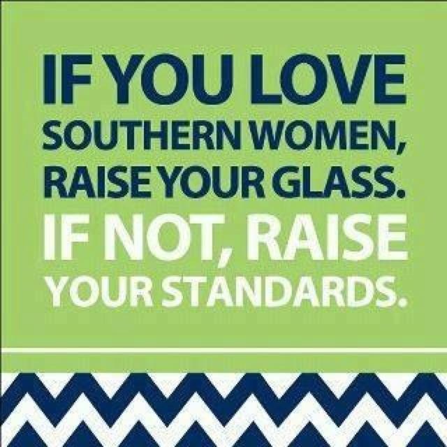 Southern women.