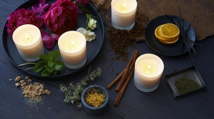 """2,665 Likes, 10 Comments - Crate and Barrel (@crateandbarrel) on Instagram: """"The glow begins. Introducing our exclusive collection of fragrant candles with unique pairings to…"""""""