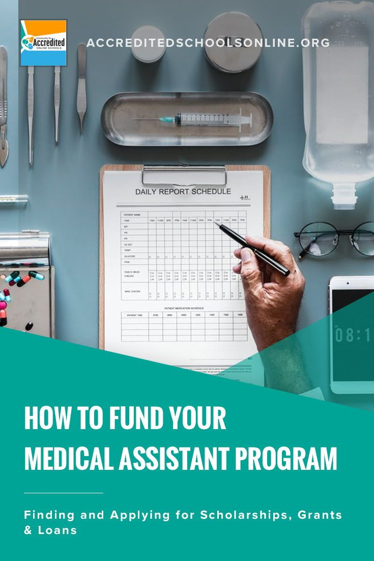 Top Medical Assistant Scholarships Financial Aid In 2018