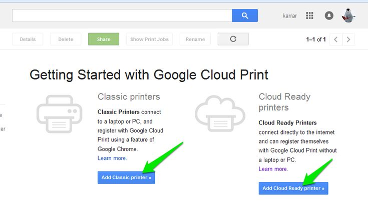 How To Print From Android Phones Android Computer Android Phone