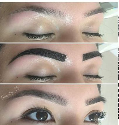 Buy Tint Eyebrow tips pictures picture trends