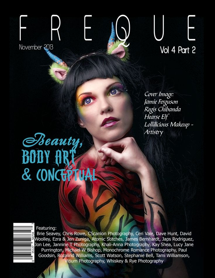 freque magazine features unique avant garde fashion and beauty editorials www.frequemagazine.com