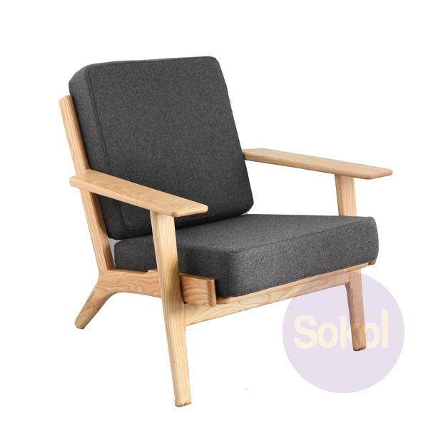 Hans Wegner Plank Chair WoodWorking Projects Plans