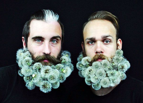 Something Different: The Gay Beards | Hint Fashion Magazine