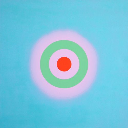 Kenneth Noland - Mysteries Afloat - 2000