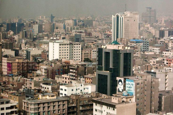 Platz 10: Teheran. In der Metropolregion rund um die iranische Hauptstadt leben...