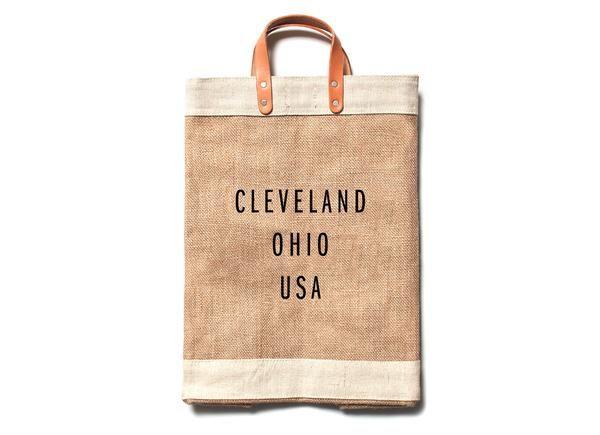 Apolis | Cleveland City Series Market Bag