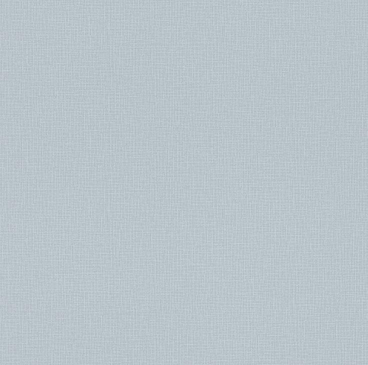 Wie feine Fäden verästeln und verzweigen sich hier zarte Linien in Grau und Anthrazit auf blaugrauem Grund. Dabei wirkt das Muster ganz und gar nicht kleinkariert, sondern kommt mit textiler Anmut und feinster Noblesse daher.